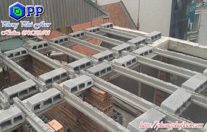 Gạch block có khả năng cách âm chống nóng và điều hòa không khí một cách rất tốt