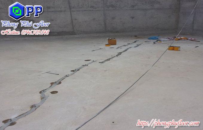 Khắc phục sàn bê tông bằng phương pháp tốt nhất là lựa chọn vô cùng hợp lý