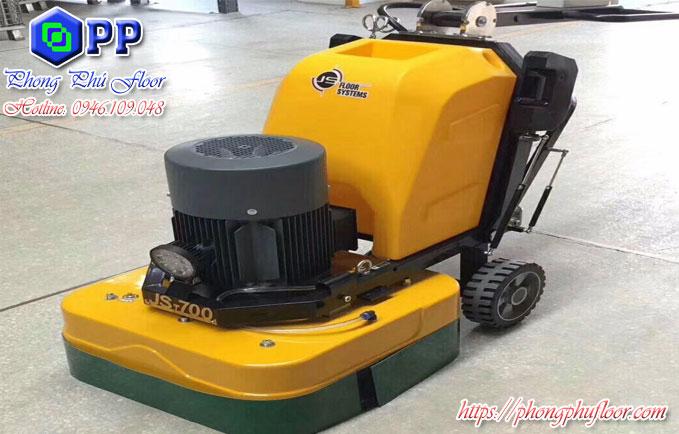 Máy mài sàn bê tông nâng cao độ hiệu quả cũng như là lợi ích mang cực kỳ tốt cho người sử dụng và bề mặt sàn