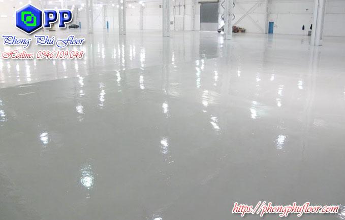 Sơn chống axit với nhiều ứng dụng đa dạng cho bề mặt sàn