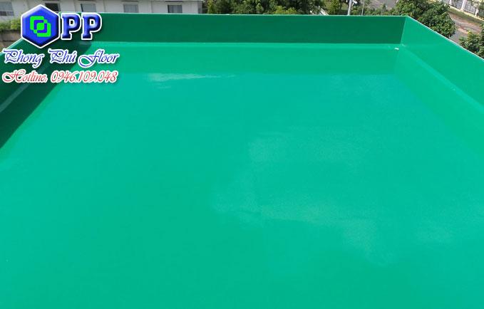 Sơn epoxy chống thấm