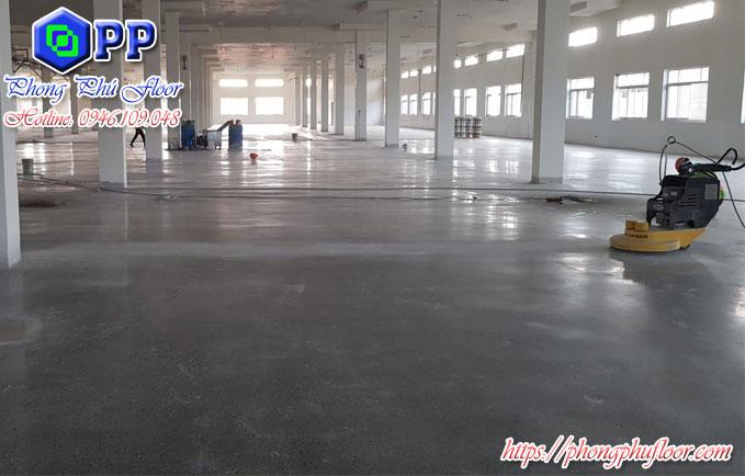 Sử dụng máy mài sàn cho nhà xưởng giúp nâng cao chất lượng bề mặt sàn một cách tốt nhất