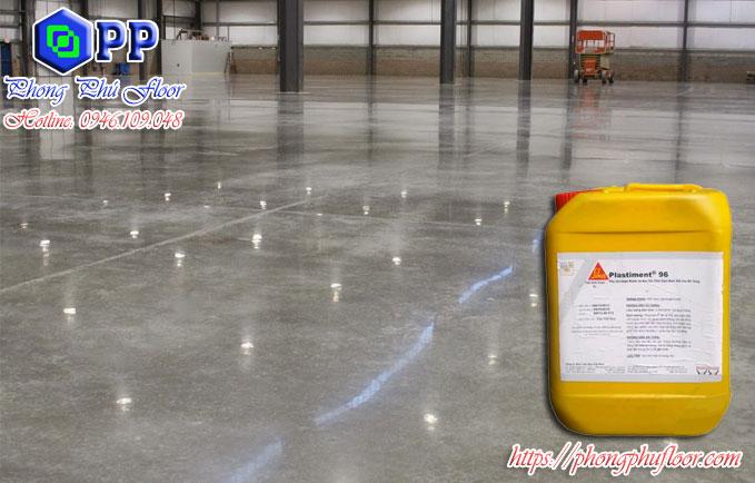 Sử dụng phụ gia cho sàn bê tông sẽ khiến bề mặt sàn trở nên chất lượng và hoàn hảo hơn