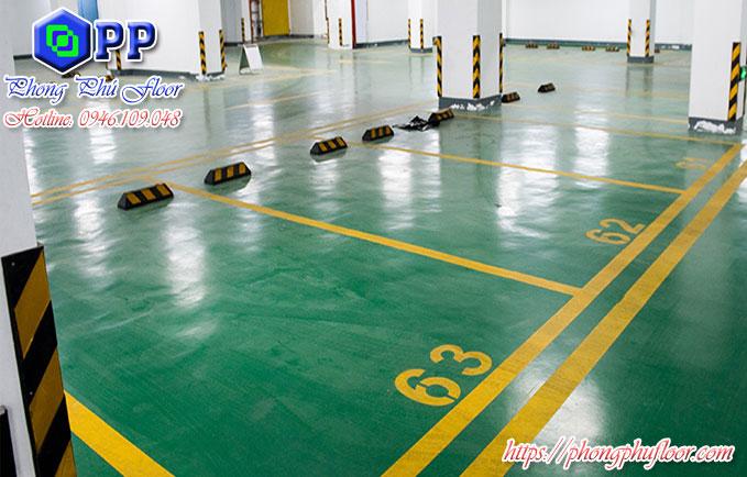 Báo giá thi công sơn sàn epoxy giá rẻ nhất hiện nay