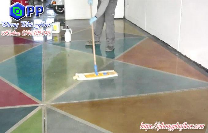 dịch vụ đánh bóng sàn tại tphcm rẻ