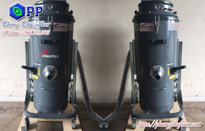 máy hút bụi công nghiệp delfin