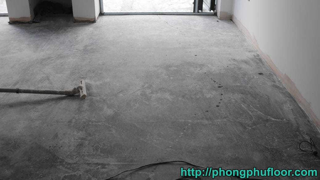 dịch vụ phục hồi sàn bê tông